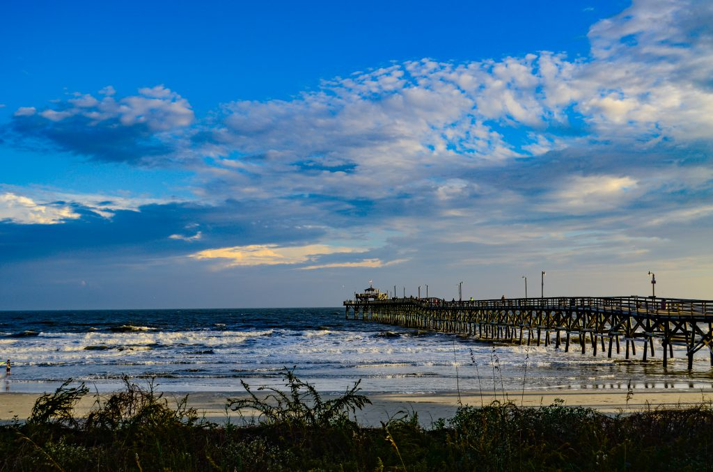 Pier Fishing in Myrtle Beach this Fall