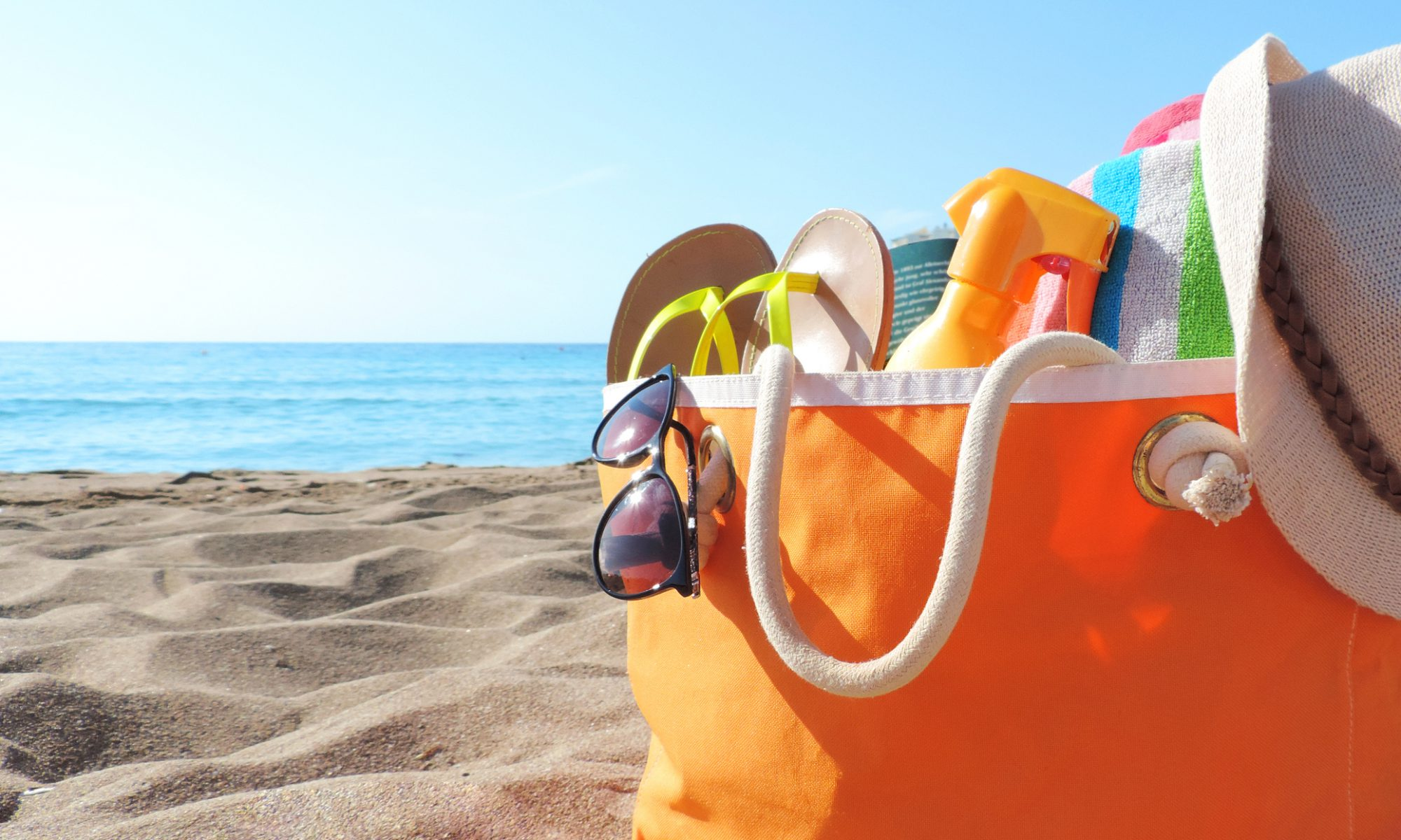 What to Pack in your Beach Bag