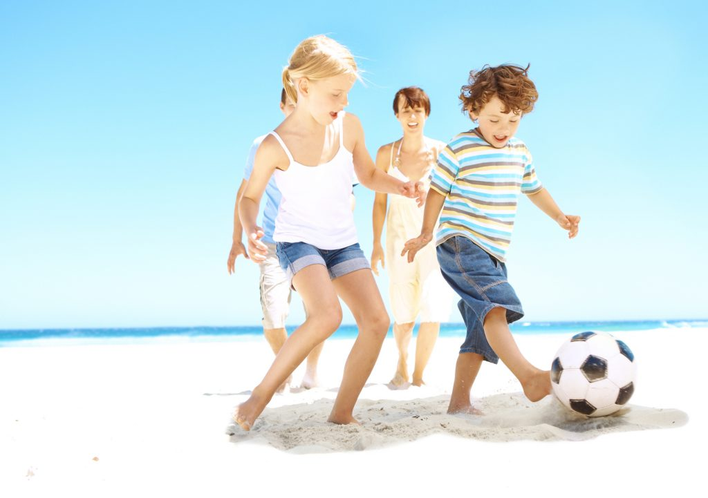 Fun Activities for the Beach the Kids will Love