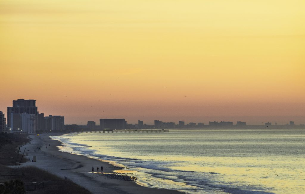 Escape the Cold this Winter to Myrtle Beach