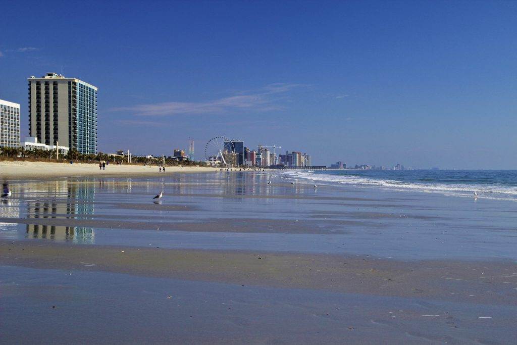 Don't Miss These New Attractions & Restaurants in Myrtle Beach