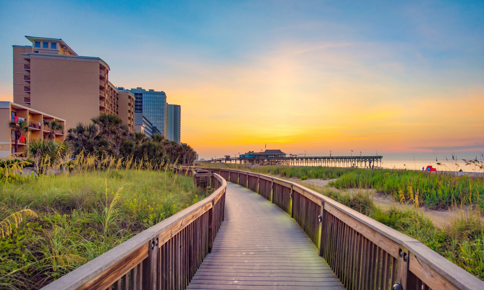 Plan Your Summer Vacation Today to Sandy Beach Oceanfront Resort