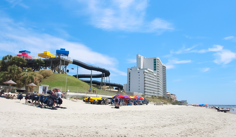 Things to do near the resort in Myrtle Beach
